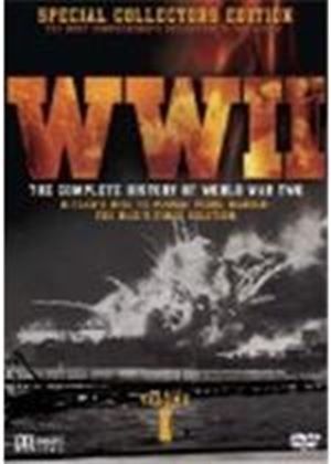 World War 2: Complete History Vol. 1 -Hitlers Rise To Power/ Pearl Harbour/ The Nazis Final Solution (DVD)