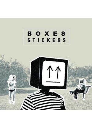 Boxes - Stickers (Music CD)