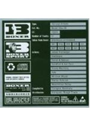 Various Artists - Boxer Compilation Vol.1 (Music CD)