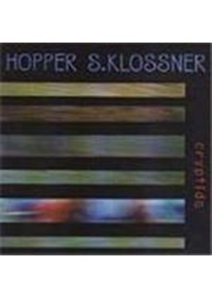 Hopper / Klossner - Cryptids (Music Cd)