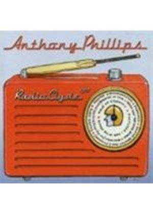 Anthony Phillips - Radio Clyde (Music Cd)