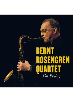 Bernt Rosengren - I'm Flying (Music CD)