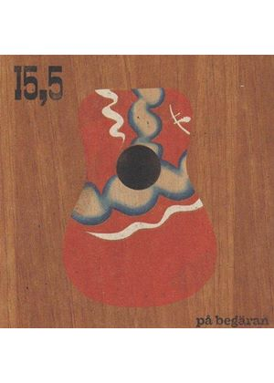 15, 5 - Pa Begaran (Music CD)