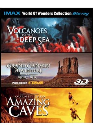 IMAX World of Wonders Collection (Blu-ray)