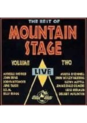 Various Artists - The Best Of Mountain Stage Vol. 2