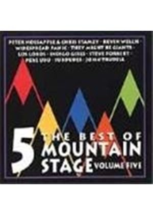 Various Artists - Best Of Mountain Stage Vol.5, The