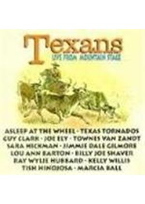 Various Artists - Texans Live From Mountain Stage