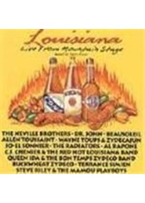 Various Artists - Louisiana Live From Mountain Stage