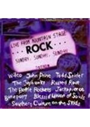 Various Artists - Rock Live From The Mountain Stage