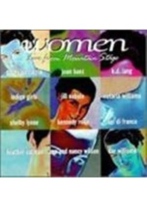 Various Artists - Women Live At Mountain Stage