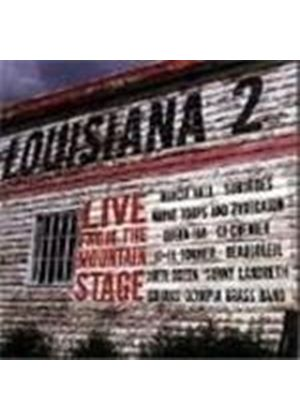 Various Artists - Louisiana Live From The Mountain Stage Vol.2