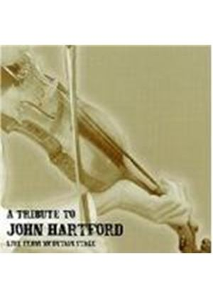 Various Artists - Best Of Mountain Stage Tribute To John Hartford, The