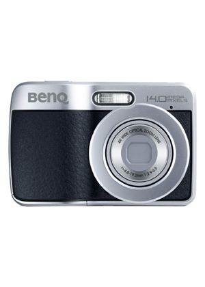 BenQ AC100 (14MP) Digital Camera 4x Optical Zoom 2.7 inch LCD - Silver