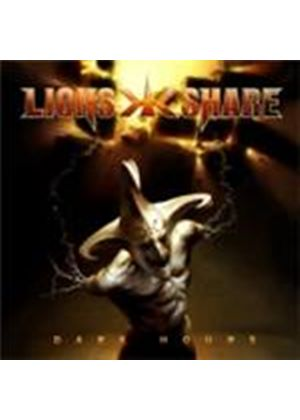Lions Share - Dark Hours (Music CD)