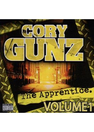 Cory Gunz - The Apprentice Mixtape Vol.1 (Music CD)
