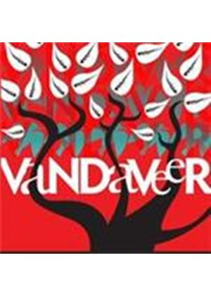 Vandaveer - Divide And Conquer (Music CD)