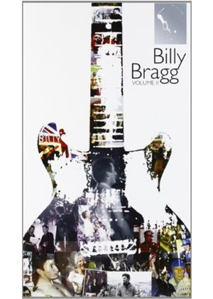 Billy Bragg - Billy Bragg Vol.2 (Workers Playtime/Don't Try This At Home/William Bloke Vol.1/England Half English/+DVD)
