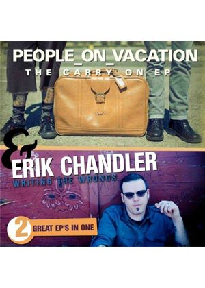 Erik Chandler - Carry On EP/Writing the Wrongs (Music CD)