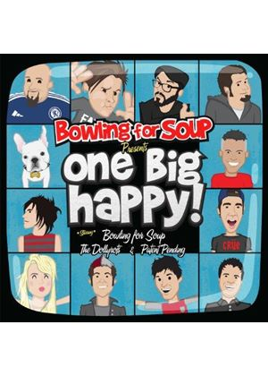 Bowling for Soup - Bowling for Soup Presents... One Big Happy (Music CD)