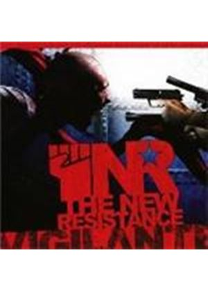Vigilante - New Resistance (Music CD)