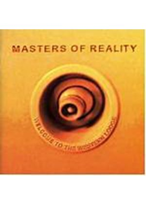 Masters Of Reality - Welcome To The Weste (Music CD)