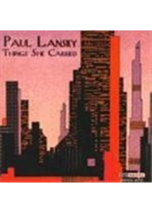 Paul Lansky - THINGS SHE CARRIED