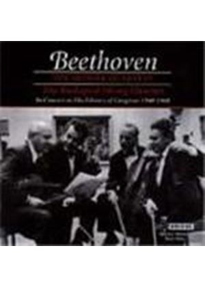 Beethoven: String Quartets 7-11