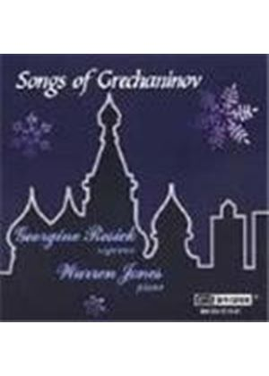 Grechaninov: Songs for Voice & Piano