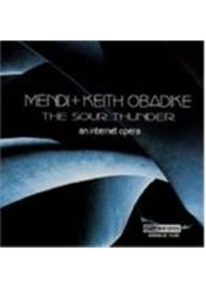 Keith Obadike - The Sour Thunder