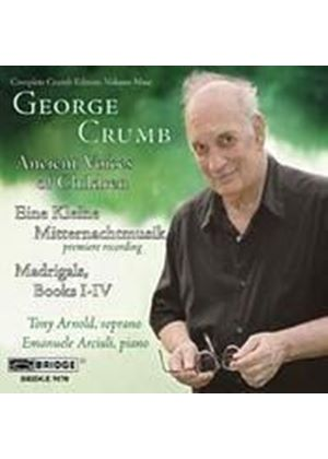 George Crumb Edition, Vol 9