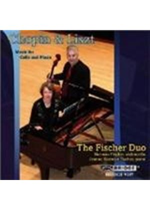 Fryderyk Chopin - Complete Music For Cello And Piano (Fischer Duo)
