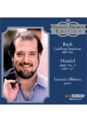 Bach: Goldberg Variations; Handel: Suite No 2 in F