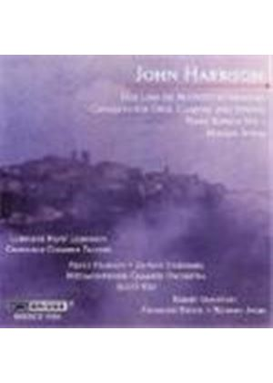 Music of John Harbison, Vol 1