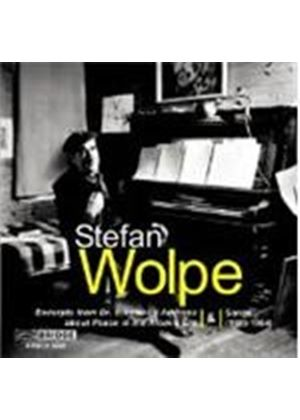 Wolpe: Collected Songs 1920-54