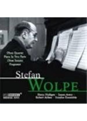 Wolpe: Chamber Works, Volume 4