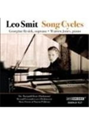 Smit: Song Cycles