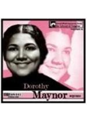 Dorothy Maynor - Great Performances From Library Of... (Music CD)