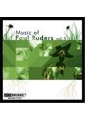 Poul Ruders - Music Of Vol. 5 (Music CD)