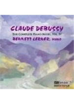 Debussy: (The) Complete Piano Music, Vol 4