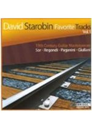 Favorite Tracks Vol. 1 (Starobin)