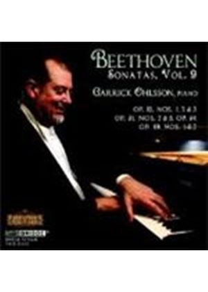 Beethoven: Piano Sonatas Vol 9 (Music CD)