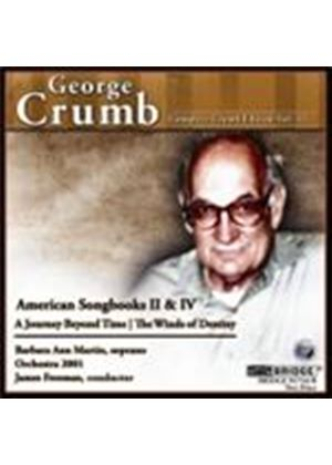 Crumb: Complete Edition, Vol 13 (Music CD)