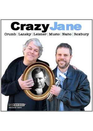 Crazy Jane (Music CD)
