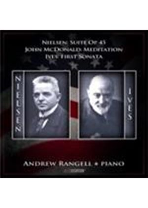 Rangell Plays Ives/Nielsen (Music CD)