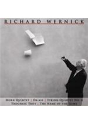 Works of Richard Wernick (Music CD)