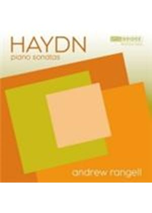 Haydn: Piano Sonatas (Music CD)