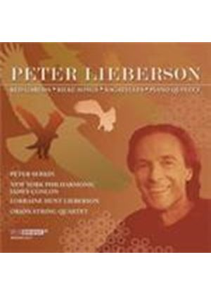 Liberson: Piano Concerto No 2, 'Red Garuda'; Piano Quintet (Music CD)
