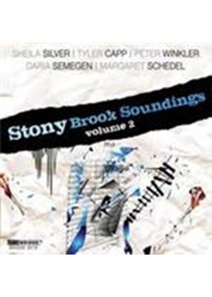 Stony Brook Contemporary Chamber Players - Stony Brook Soundings Vol.2 (Music CD)
