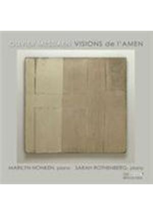 Messiaen: Visions de l'Amen (Music CD)