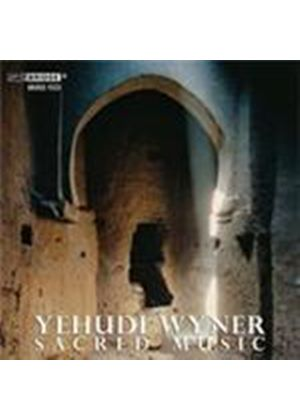 Wyner: Vol 3: Sacred Works (Music CD)